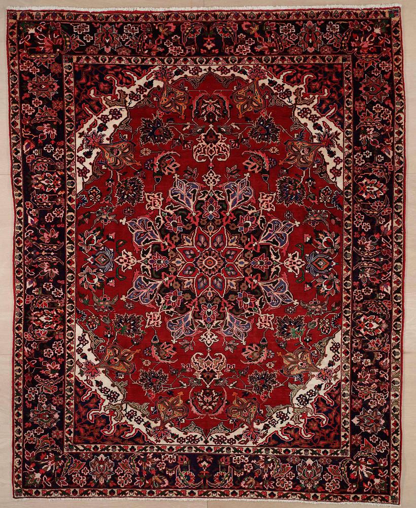 Persian Bakhtiari 8x10