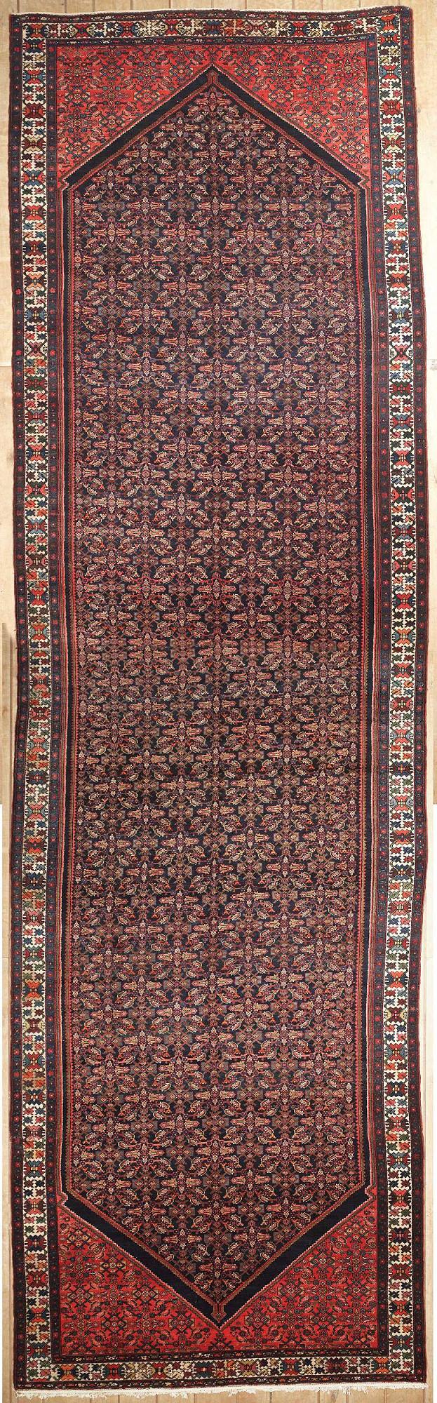Persian Bijar Rectangle 7x24