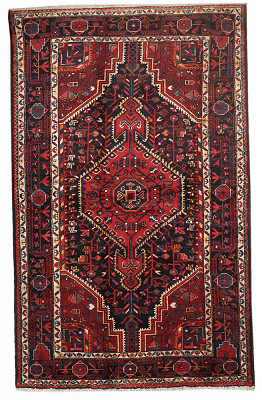 Persian Hamedan Runner 3x9