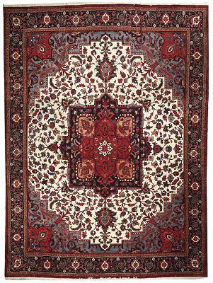 Persian Heriz Rectangle 13x17