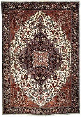 Persian Heriz Rectangle 13x19
