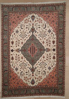 Persian Heriz Rectangle 8x12