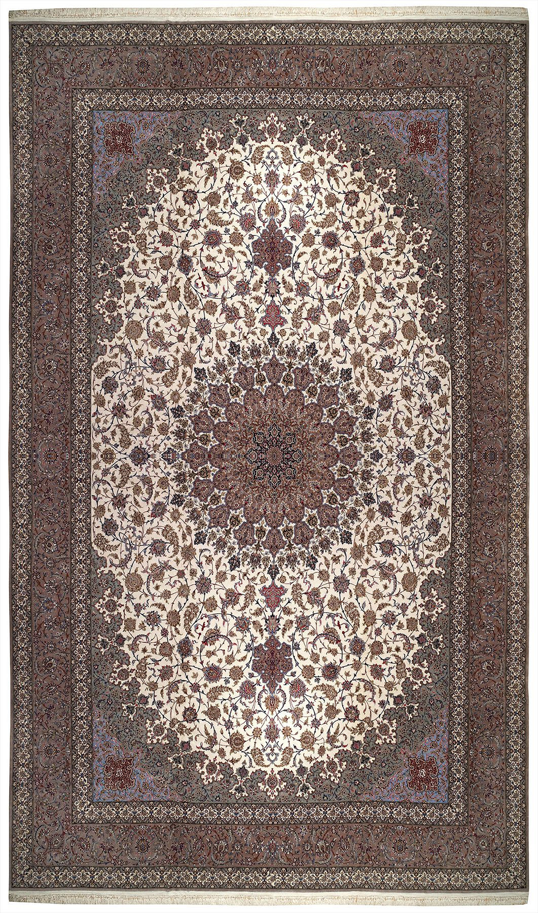 Persian Isfahan Rectangle 13x23
