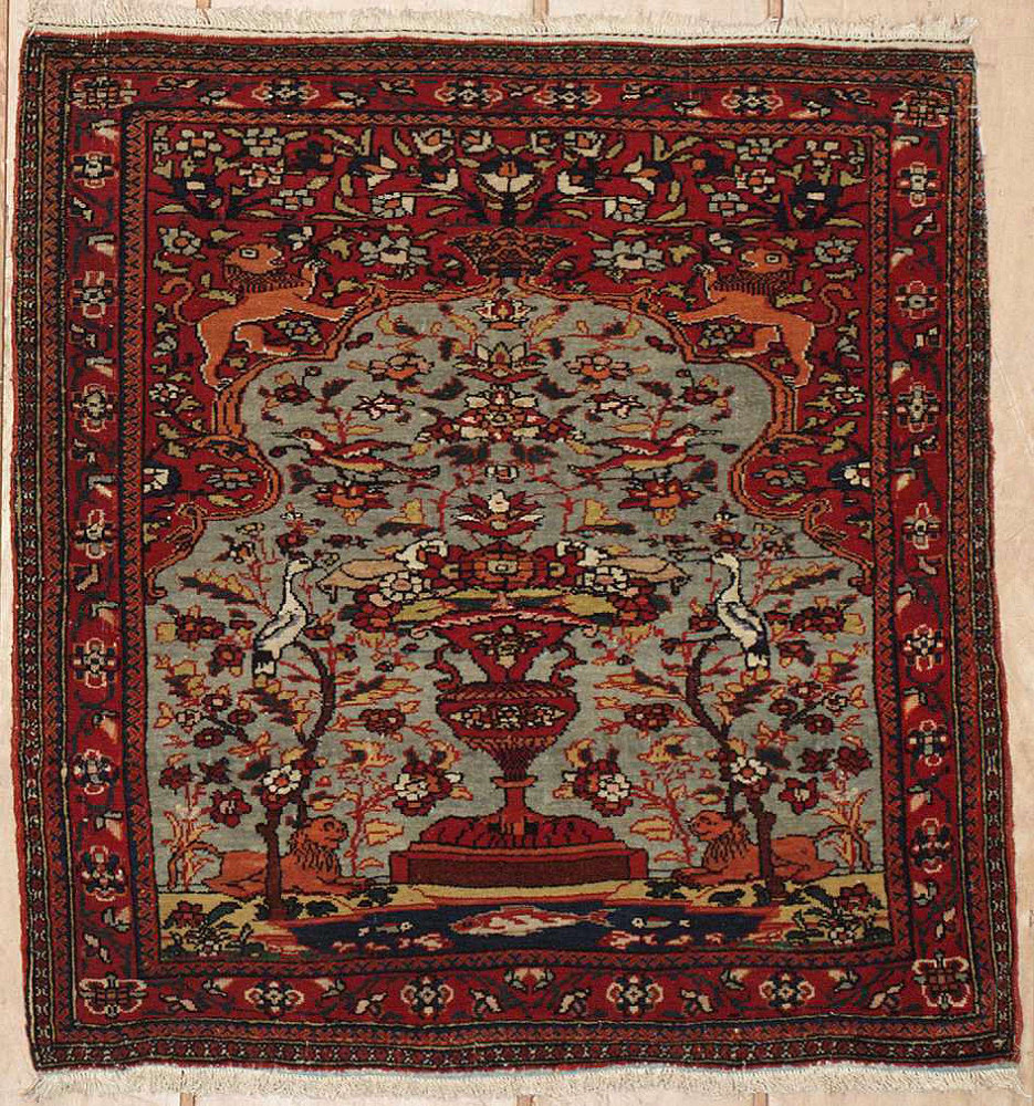 Persian Isfahan 2x2