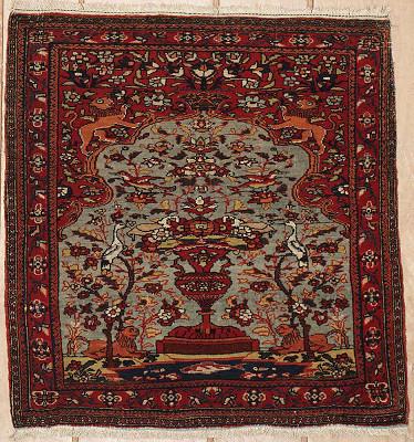 Persian Isfahan Square 2x2