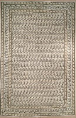 Persian Kashan Rectangle 11x17