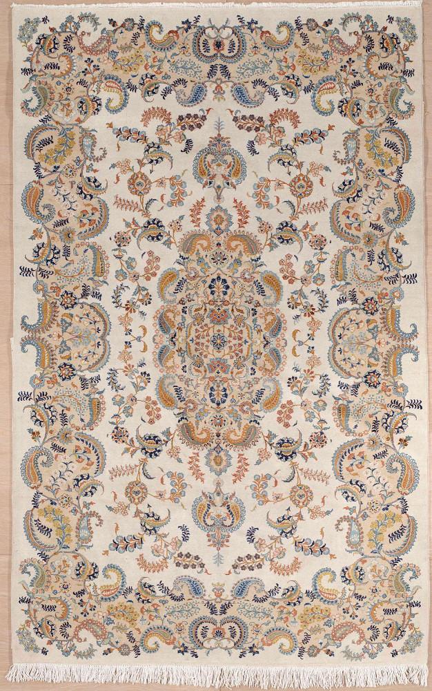 Persian Kashan 4x7
