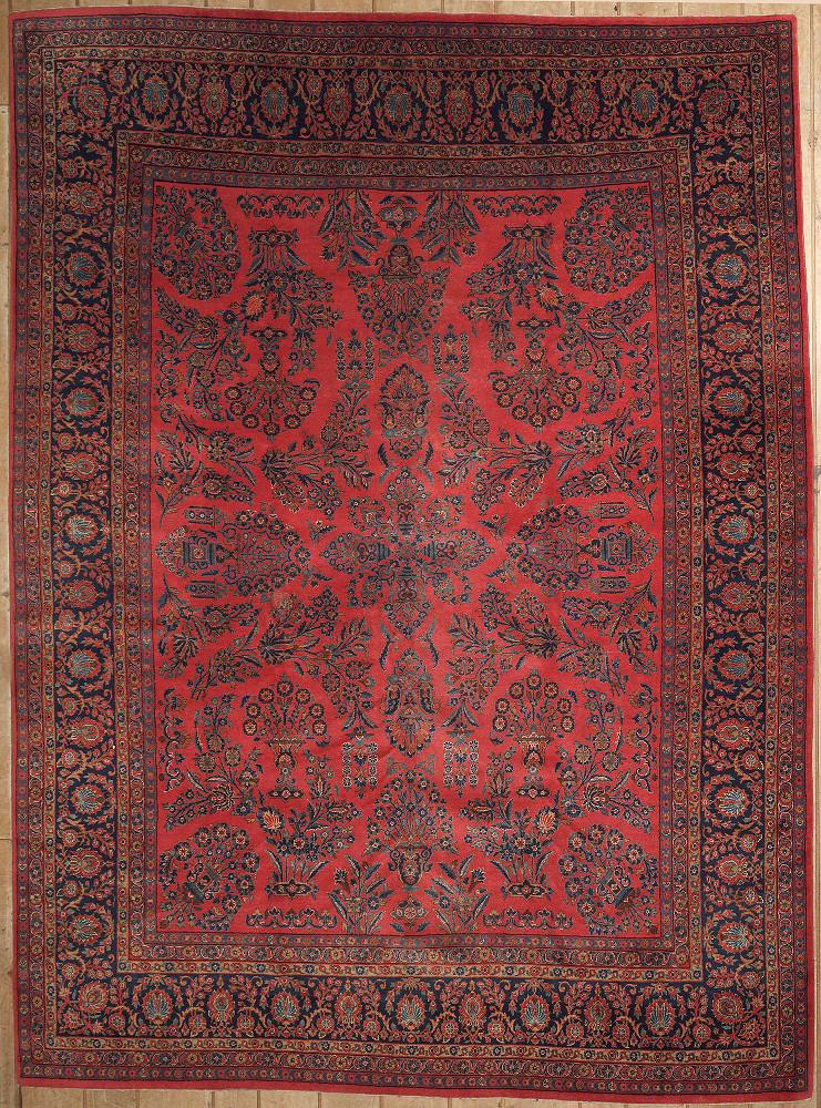 Persian Kashan 8x11