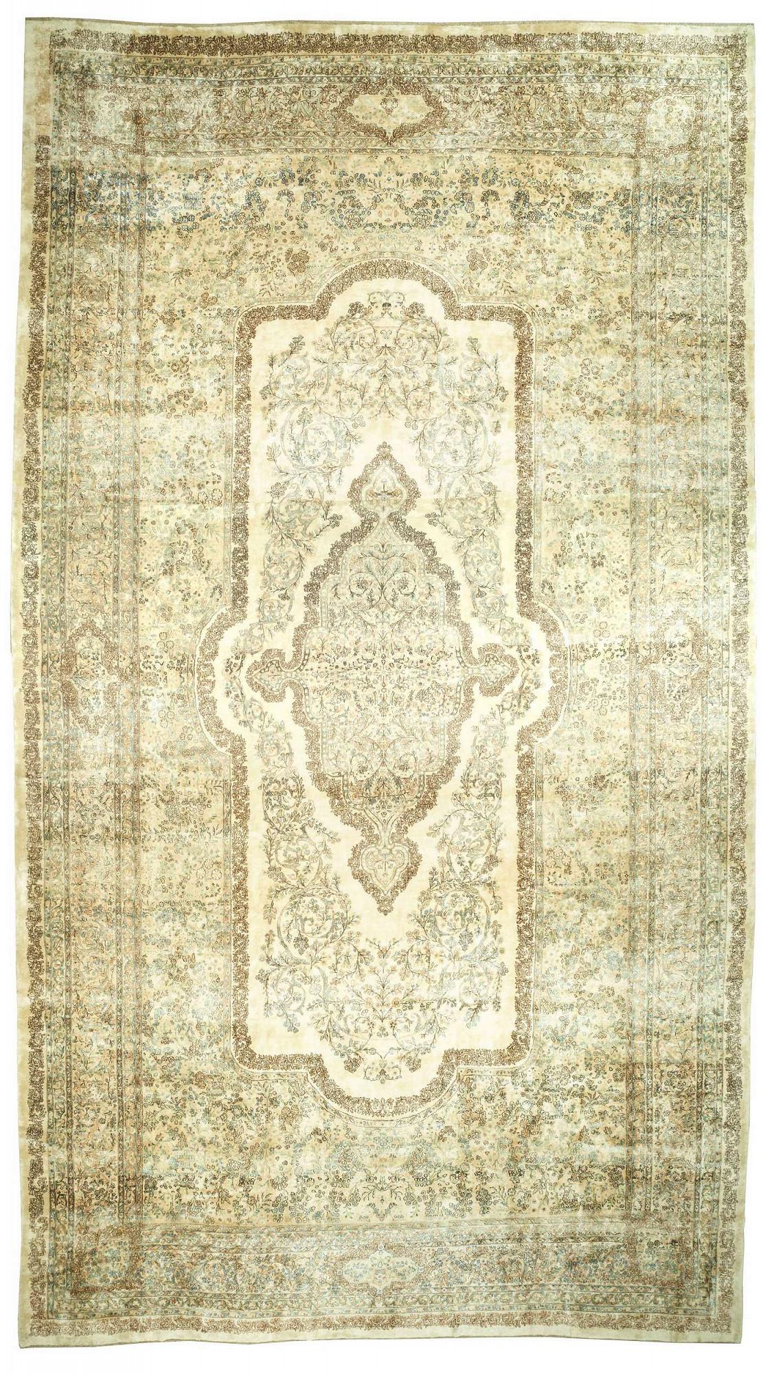 Persian Kerman 14x25