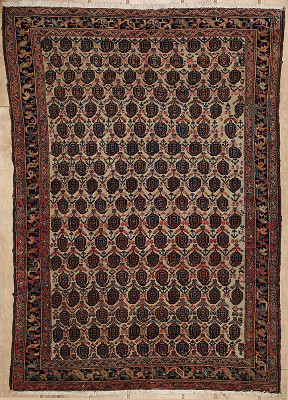 Persian Mahal Rectangle 4x5