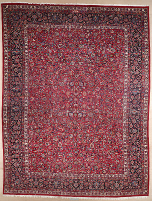 Persian Mashad Rectangle 11x14