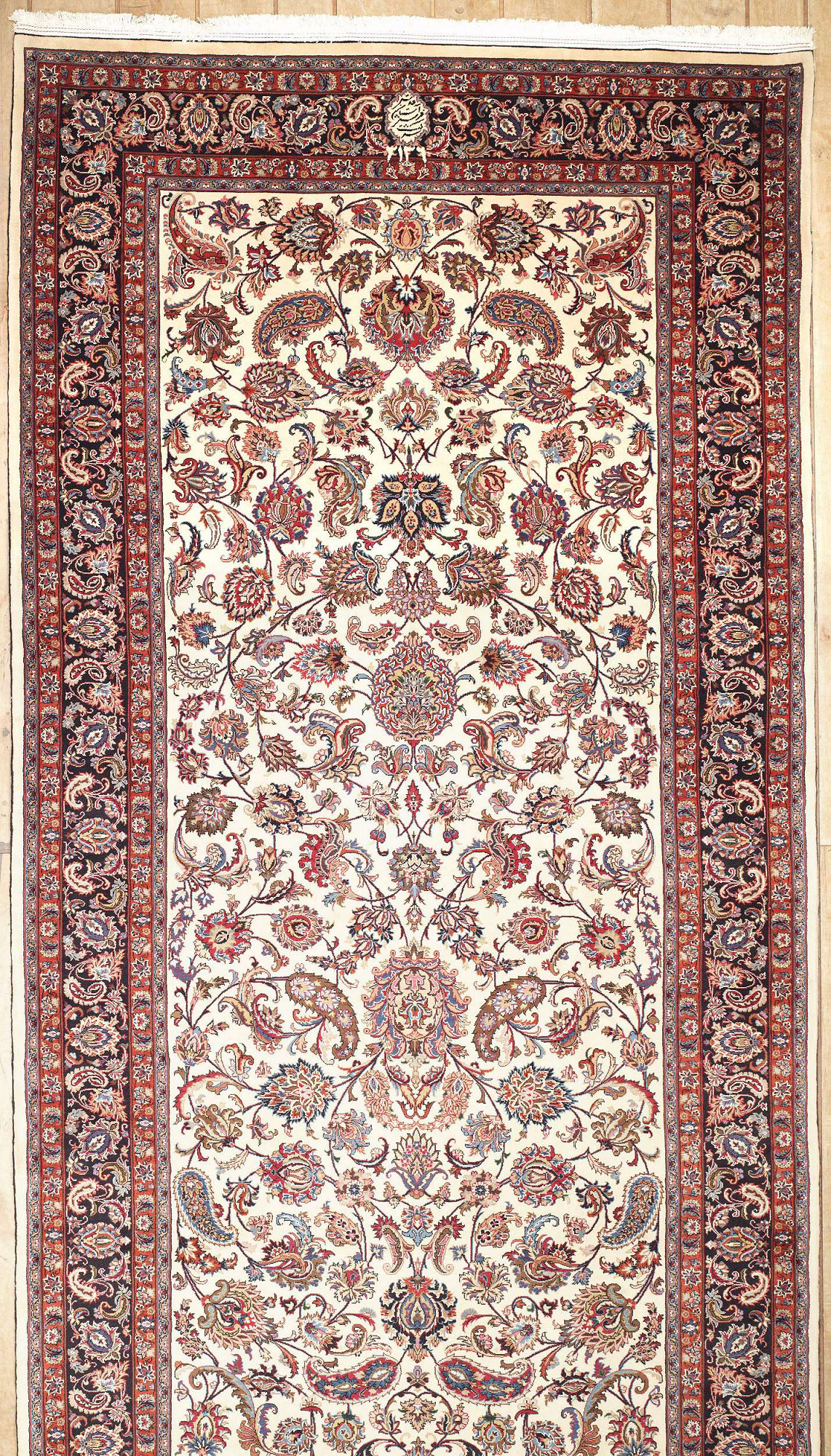 Persian Mashad Rectangle 6x19