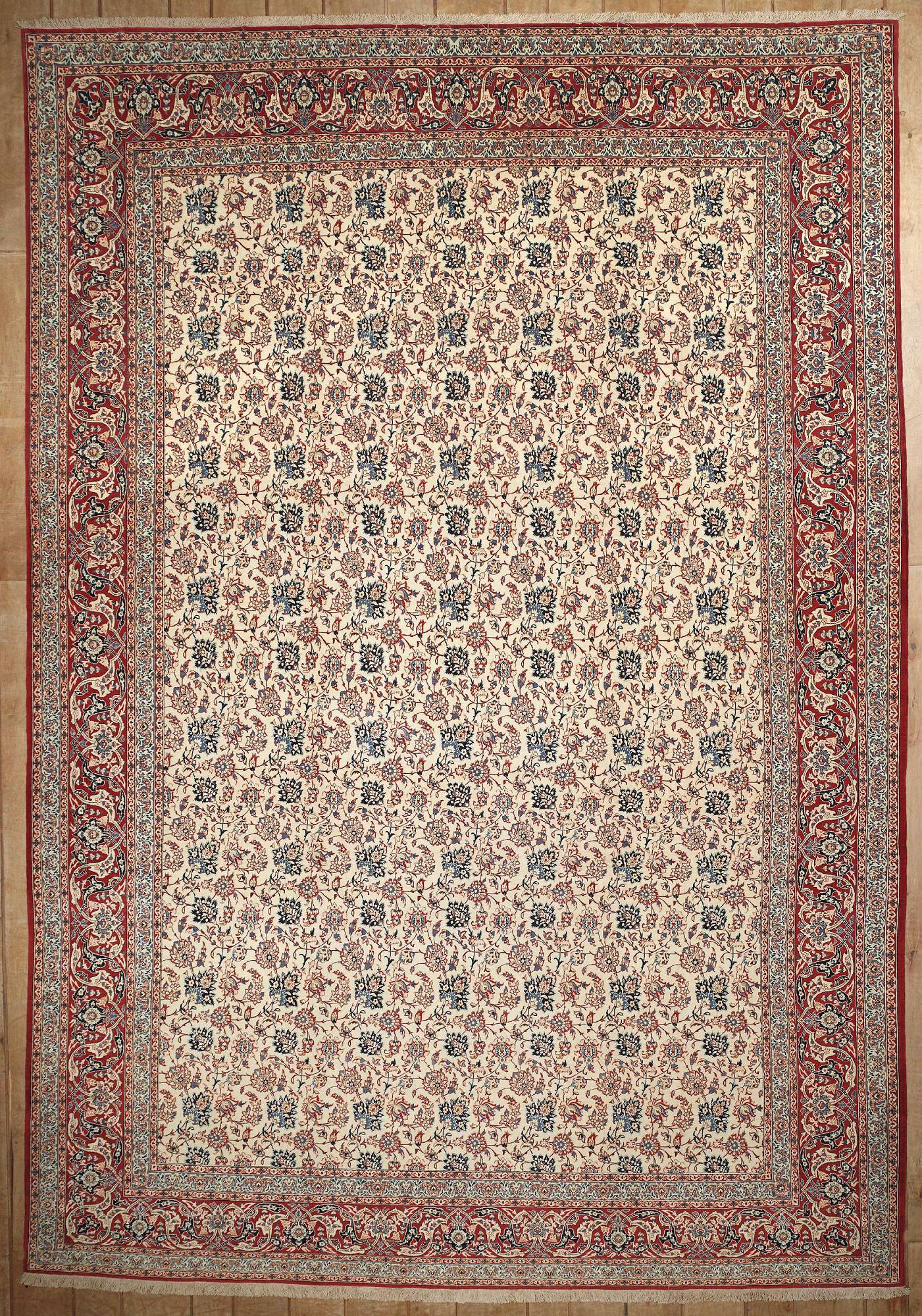 Persian Nain Rectangle 10x15