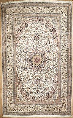 Persian Nain Rectangle 10x16