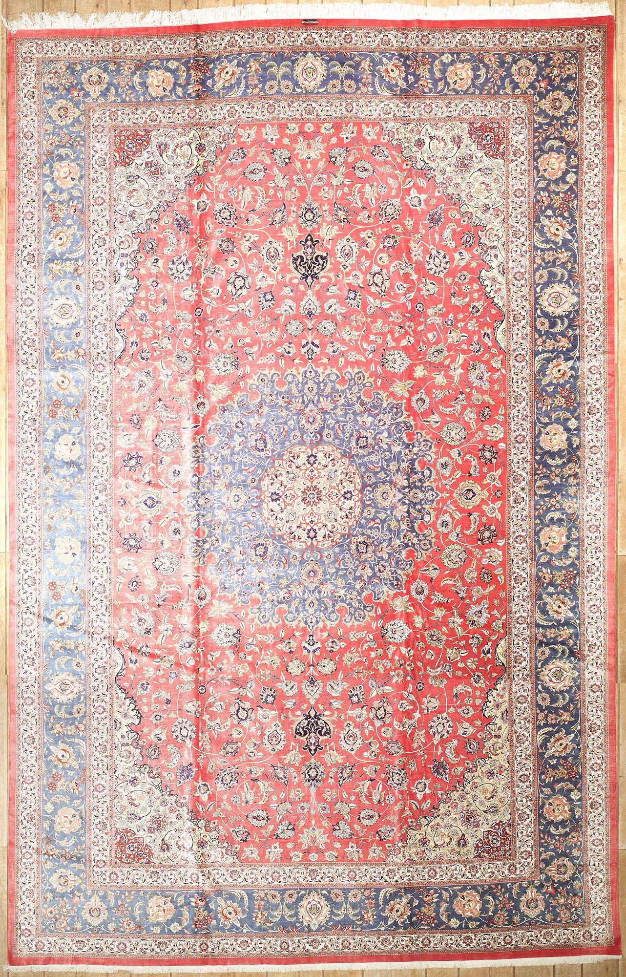 Persian Qum Rectangle 12x19