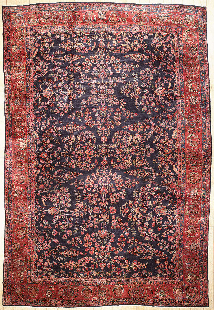 Persian Sarouk 12x18