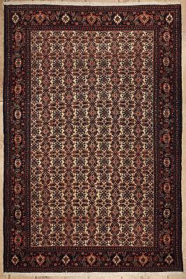 Persian Seneh Rectangle 4x6