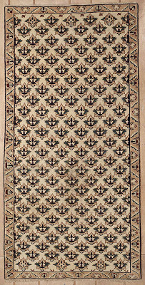 Persian Sultanabad Runner 3x6