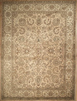 Persian Tabriz Rectangle 10x13