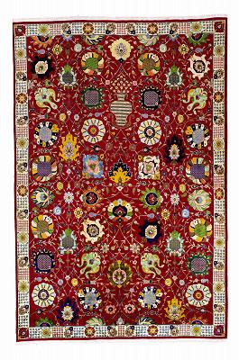 Persian Tabriz Rectangle 11x17