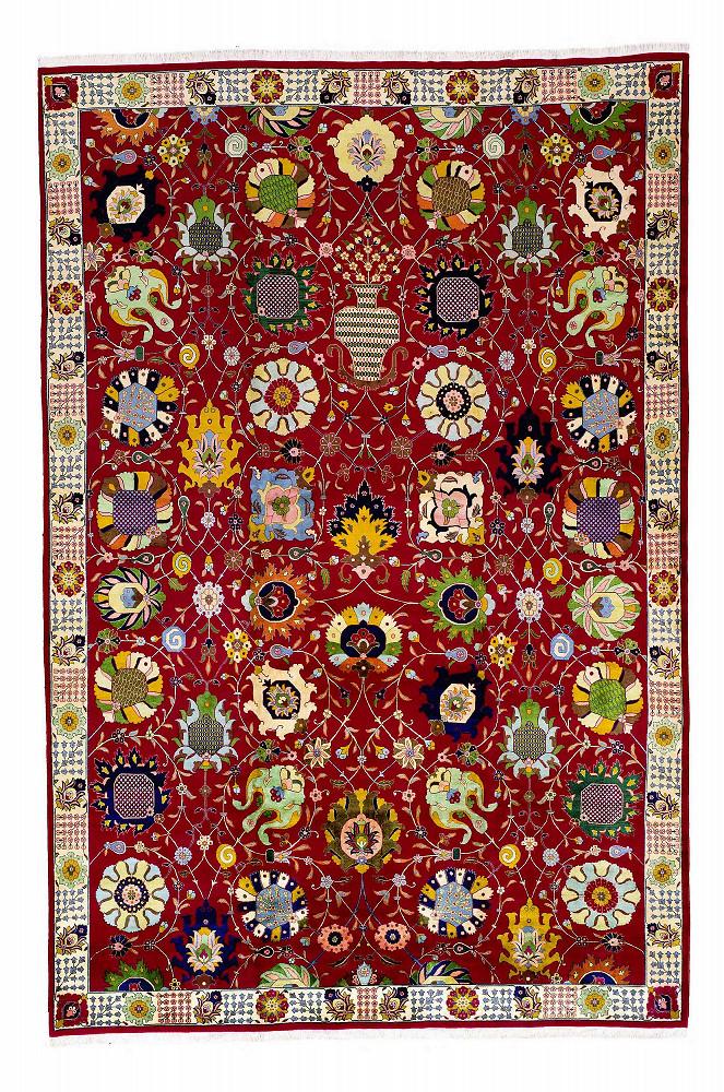 Persian Tabriz 11x17