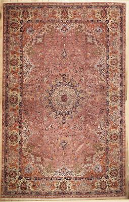 Persian Tabriz Rectangle 13x20