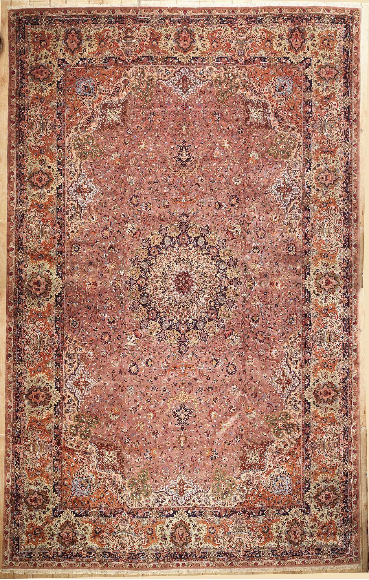 Persian Tabriz 13x20