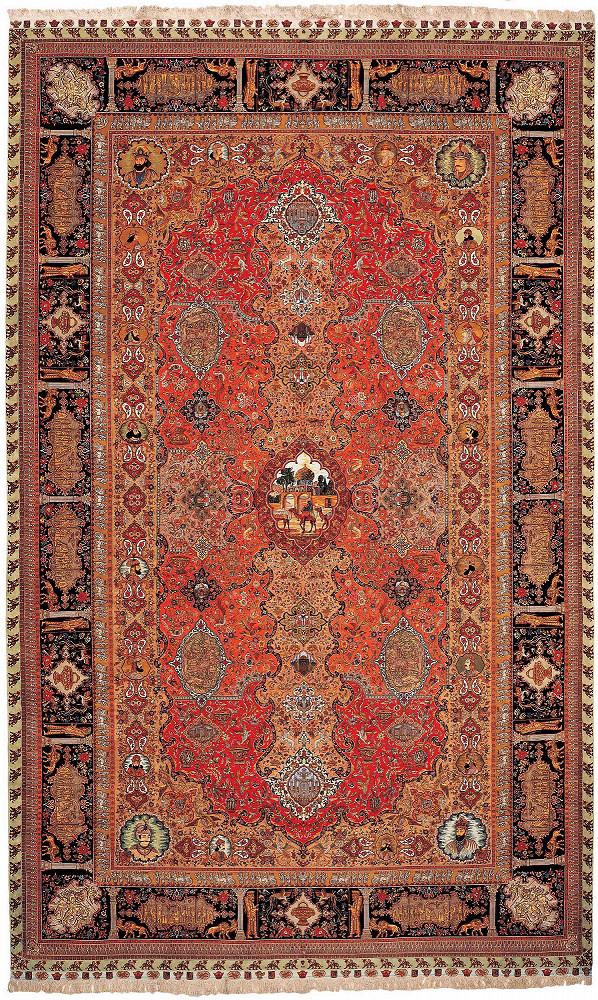 Persian Tabriz 16x26