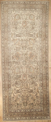 Persian Tabriz Rectangle 5x13