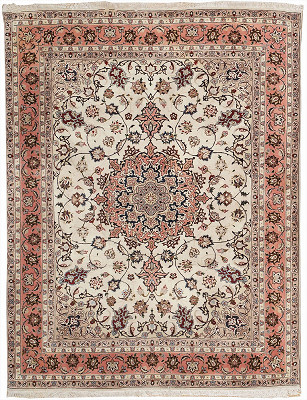 Persian Tabriz Rectangle 5x6