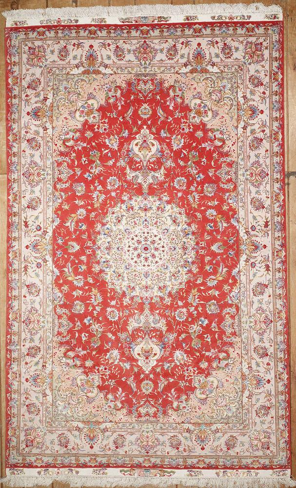 Persian Tabriz 6x10