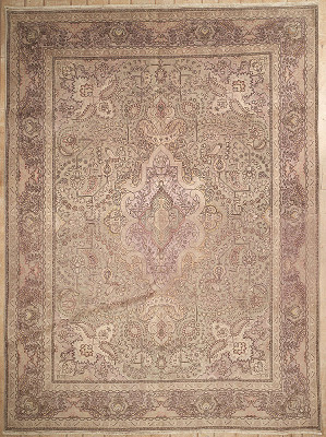 Persian Tabriz Rectangle 9x13