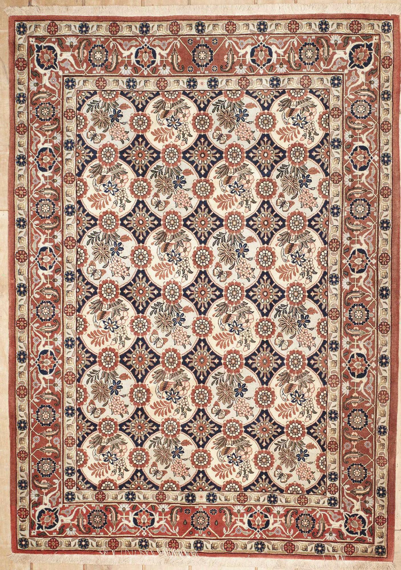 Persian Varamin Rectangle 4x6