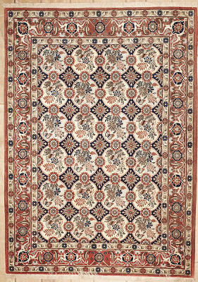 Persian Varamin Rectangle 4x6