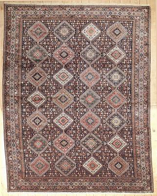 Persian Yalameh Rectangle 10x12