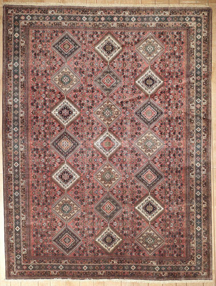 Persian Yalameh 10x13