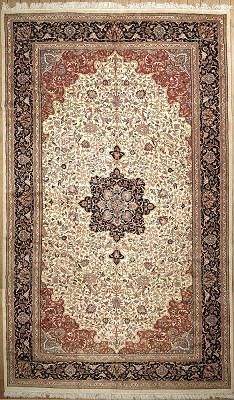 Tabriz Rectangle 10x17